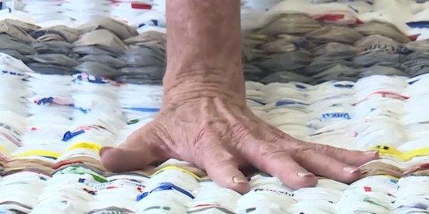 web3-grandma-makes-pillows-mats-homeless-plastic-bag-recycle-stitch-fair-use.jpeg